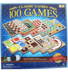 100 games classic games collection