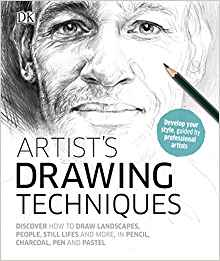 artist's drawing techniques
