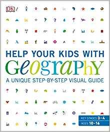 help your kids with geography:a unique step-by-step visual guide