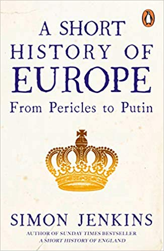a short history of europe:from pericles to putin