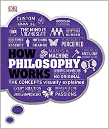 how philosophy works: the concepts visually explained