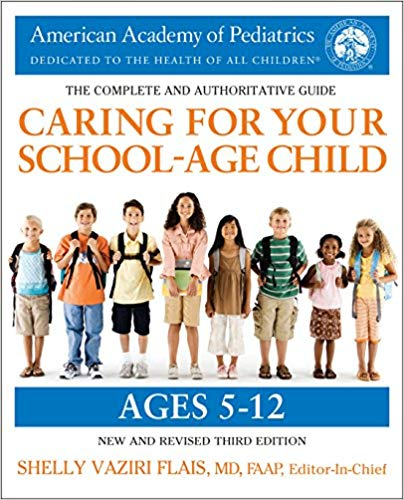 caring for your school-age child, 3rd edition: