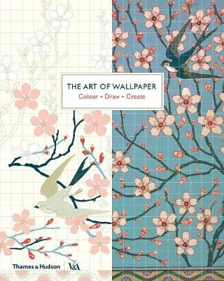 the art of wallpaper: colour, draw, create