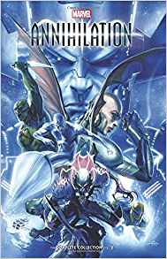 annihilation: the complete collection (volume 2)