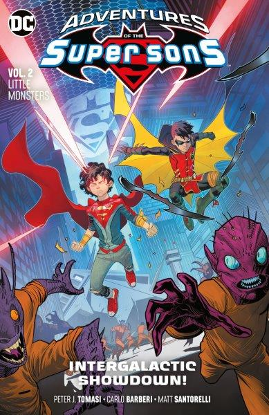 adventures of the super sons: adventures of the super sons (book 2)