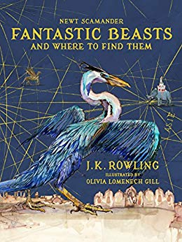fantastic beasts and where to find them: illustrated