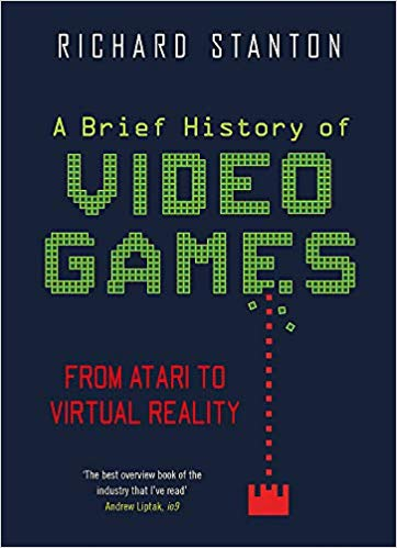 a brief history of video games:from atari to virtual reality