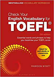 check your english vocabulary for toefl (5th edition)