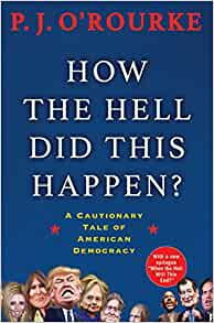 how the hell did this happen: a cautionary tale of american democracy