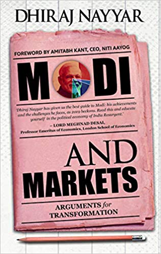 modi and markets: arguements for transformation